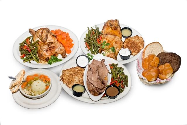chompies Chanukah Dishes