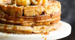 Recipe: Churro Waffles