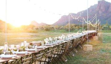 Cloth & Flame Launches Arizona Community Dinners Fundraiser