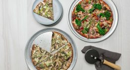 California Pizza Kitchen Debuts Cauliflower Pizza Crust