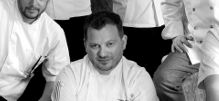 Get to Know Cullen Campbell of Crudo