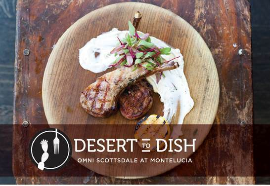 desert to dish