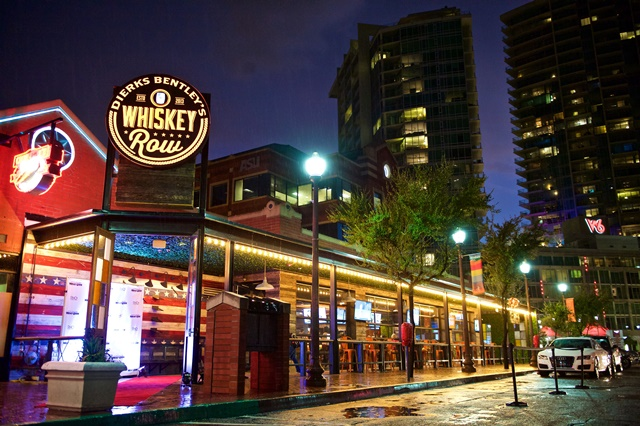 dierks whiskey row Tempe Exterior Shot