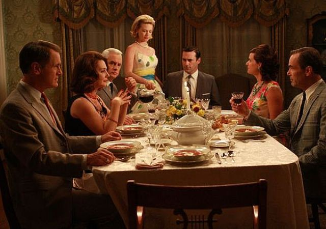 How To Host A Dinner Party Brilliant Of Mad Men Dinner Party Picture
