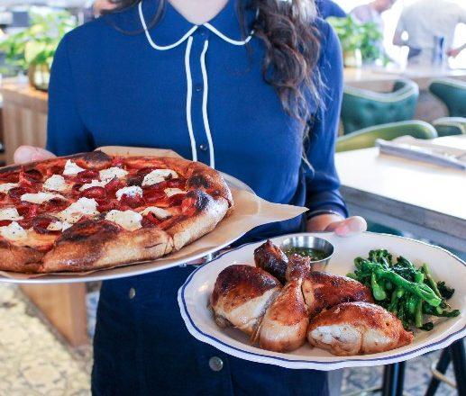 A Taste of Doughbird Pizza & Rotisserie