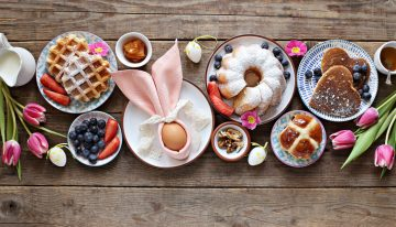 Easter Dining in Phoenix 2019