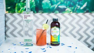 Recipe: Kombucha & Cucumber Cocktail
