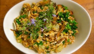 Recipes: Easter Dining