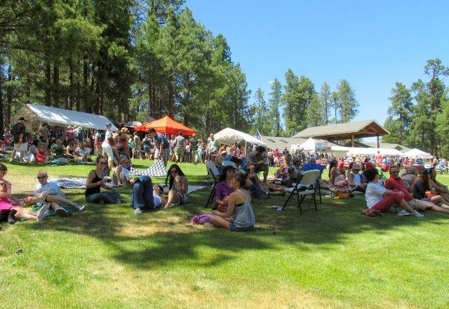 June 25: 7th Annual Flagstaff Wine & Food Festival