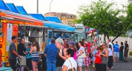 Food Truck Caravan April Schedule