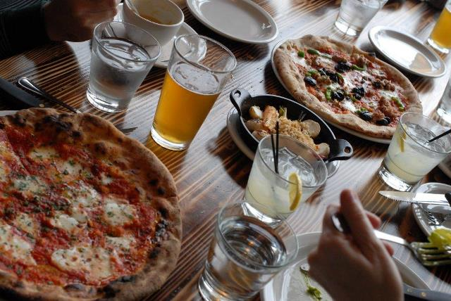 Taste Test: Forge Wood-Fired Pizza