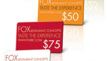 Gift Card Incentives