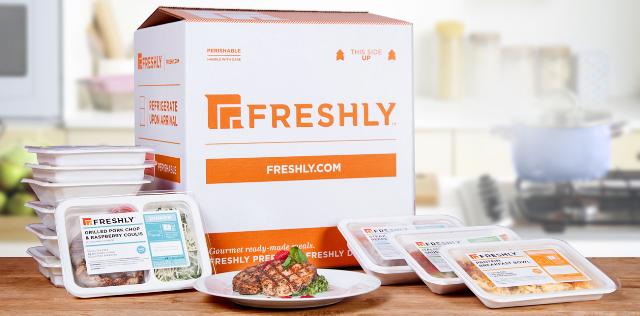 freshly box