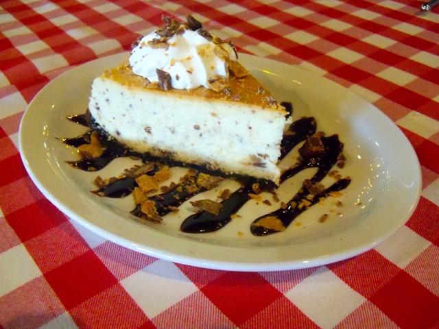 grimaldis Reese's Cheesecake