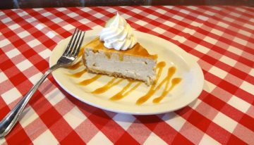 Grimaldi's Unveils Fall Cheesecakes