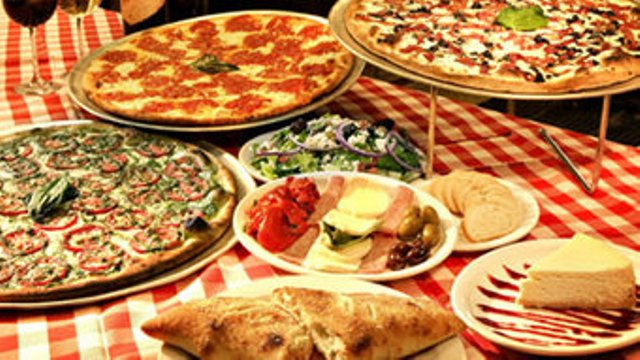 California Pizza Kitchen Paloma