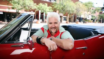 This Week: Guy Fieri's Roadshow and More