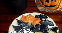 Beautiful Sweets Organic Bakery Halloween Cookies
