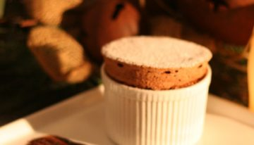 Holiday Souffles at Estate House