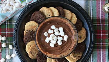 Recipe: Hot Chocolate Party Dip