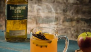 Recipe: Hot Apple D.E.W. Hot Toddy