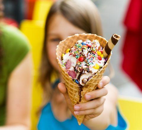 Jan. 21-27: Ice Cream Resolution Week