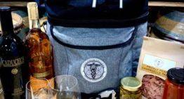 Caduceus Cellars & Merkin Vineyards Dinner Bag