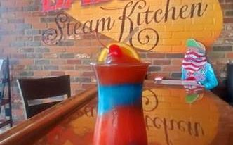 Beat the Heat with VooDoo Daddy's Steam Kitchen Frozen Cocktails