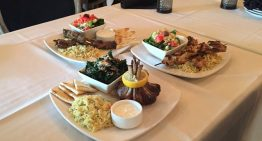 A Taste of The Ivy Mediterranean Lounge