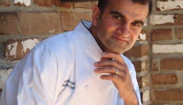Taste of the NFL Chef Chat: Jonathan Hale of Balboa Park