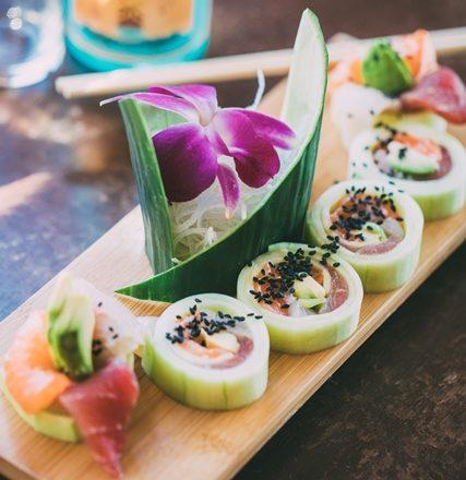 A Taste of J's Kaiyo Sushi + Bar