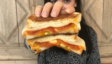 Recipes: National Grilled Cheese Day