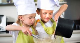 Sierra Bonita Catering Company Hosts Kids Cooking Camp
