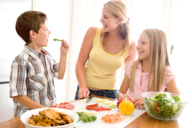 Grocery Great: Healthy Kids' Snacks