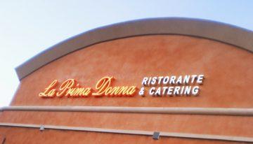 A Taste of La Prima Donna