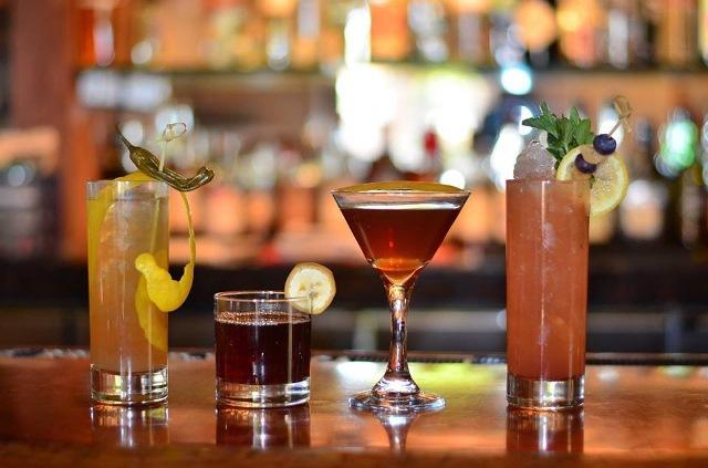 last drop cocktail