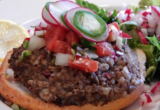 Recipe: Lentil Burger