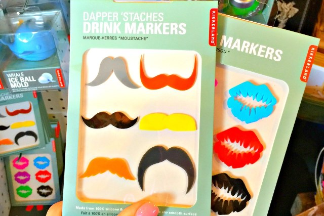 lucis Stache Drink Markers
