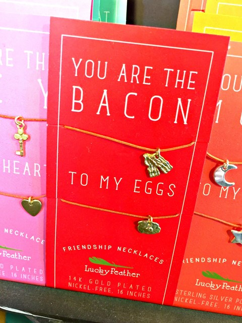 lucis You Are The Bacon