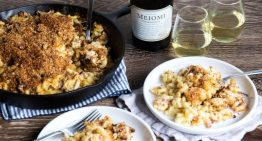 Recipe: Bacon & Roasted Cauliflower Mac n' Cheese