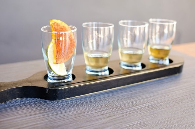 macayos Ultra Premium Tequila Flight