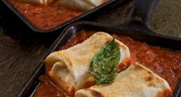 Recipe: Sassi's Manicotti Quattro Formaggi