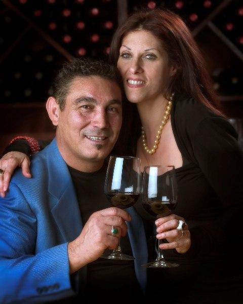 Chef Marcellino and Sima Verzino
