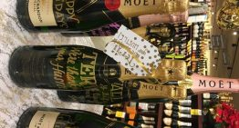 Personalize Your Moët & Chandon Bottle this Month
