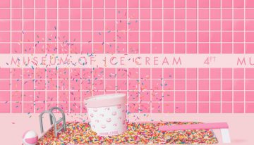 Museum of Ice Cream Launches Branded Ice Cream