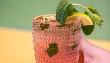 Recipe: Passion Fruit Mojito