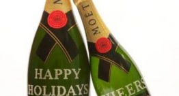 Personalized Moet & Chandon