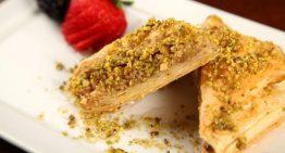 A Taste of Naya Mediterranean Cuisine