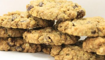 Happy National Oatmeal Cookie Day!