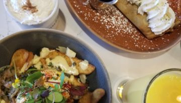 What to Order Right Now: A-Lott A-Laks from OEB Breakfast Co.